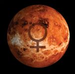 Vénus - planetas astrológicos