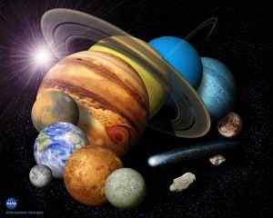 Os Planetas em função do zodiaco