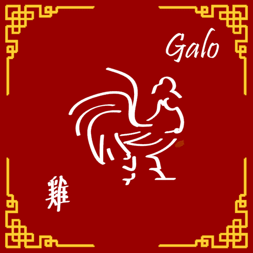 Signo do ano do Galo (Ji)