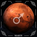 Marte na astrologia