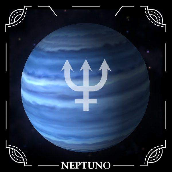 Neptuno na astrologia