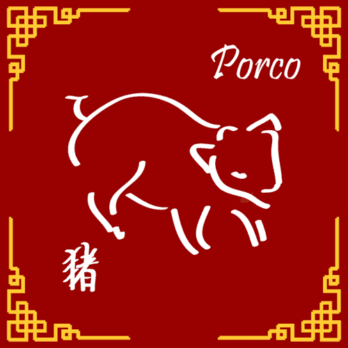 Signo do ano do Porco (Zhu)
