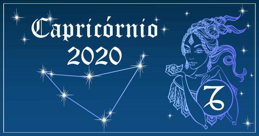 Signo do capricórnio para 2020 (horóscopo)