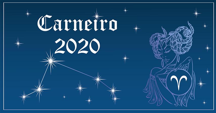 Signo do carneiro para 2020 (horóscopo)