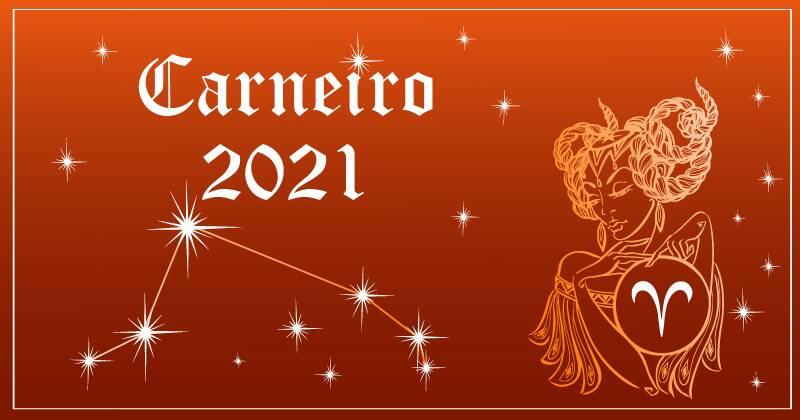Horóscopo Carneiro (Áries) 2021