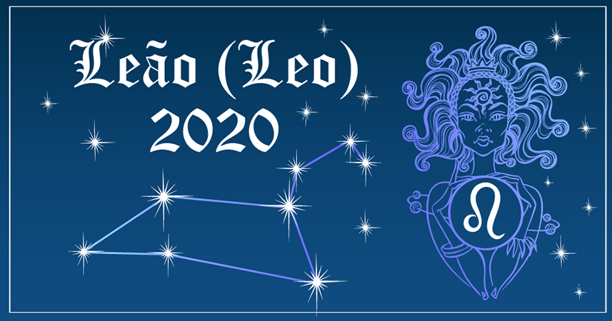 Signo do leão para 2020 (horóscopo)