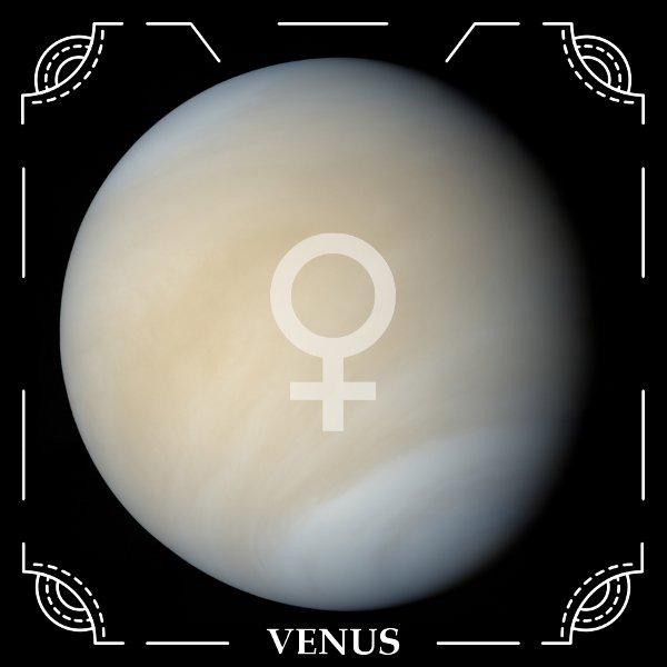 Vénus na astrologia