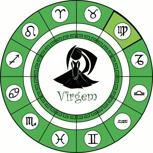 Signo do virgem (Virgo)